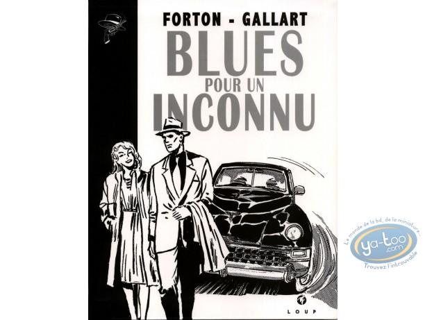 BD prix réduit, Dan Geronimo : Blues pour un inconnu