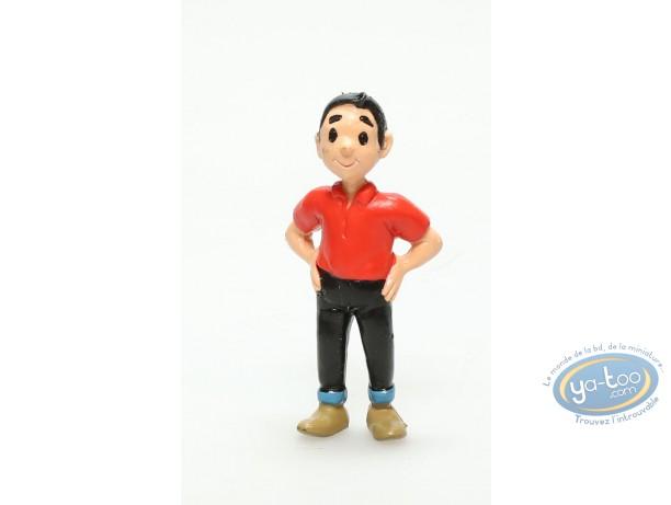 Figurine plastique, Bob et Bobette : Bob