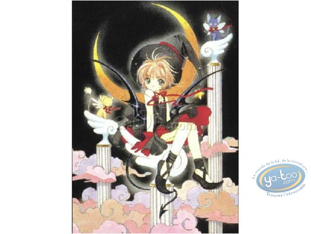 Affiche Offset, Cardcaptor Sakura : Cardcaptor Sakura 3