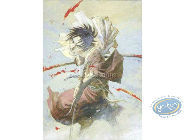 Affiche Offset, Blade of the Immortal : Blade of the Immortal 3