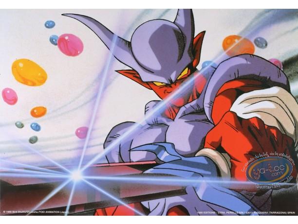 Affiche Offset, Dragon Ball Z : Dragon Ball Z n°4