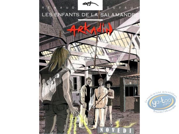 BD occasion, Enfants de la Salamandre (Les) : Arkadin