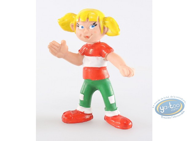 Figurine plastique, Inspecteur Gadget : Sophie