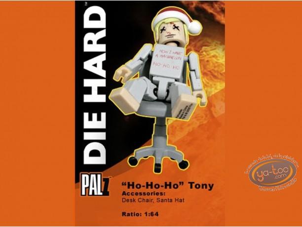 Figurine plastique, Die Hard : Tony 2