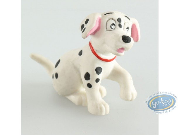 Figurine plastique, 101 Dalmatiens (Les) : Rolly, Disney