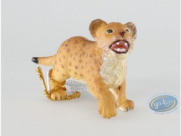 Figurine plastique, Animaux : Lionceau