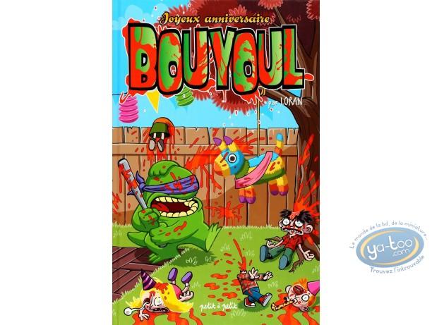 BD occasion, Bouyoul : Joyeux anniversaire Bouyoul