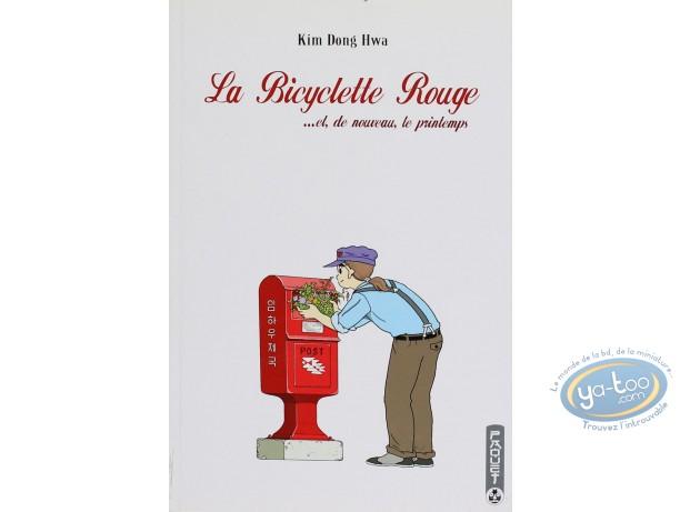 BD occasion, Bicyclette rouge (La) : La bicyclette rouge