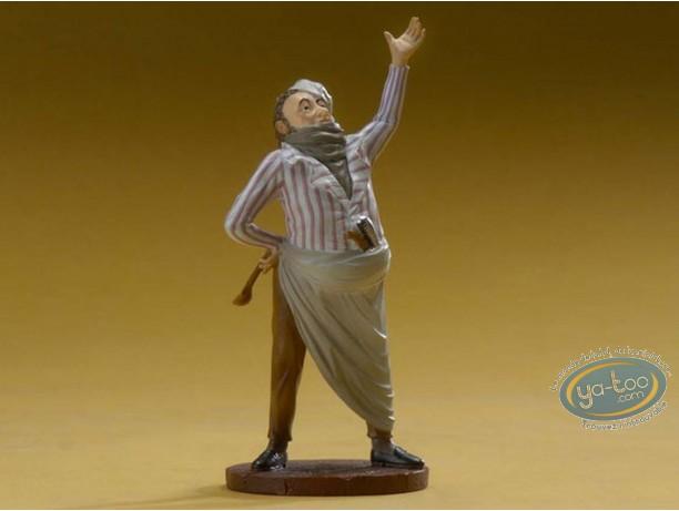 Statuette résine, Tableaux en 3D : Restaurateur