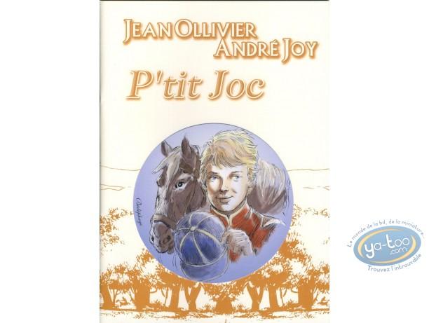 Album de Luxe, P'tit Roc : P'tit Joc