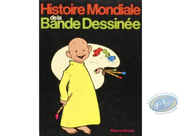 BD cotée, Histoire Mondiale de la Bande Dessinée