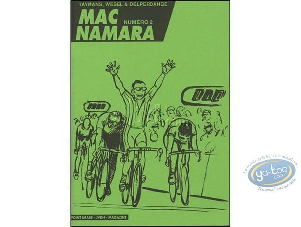 Carnet de croquis, Mac Namara : Mac Namara 2