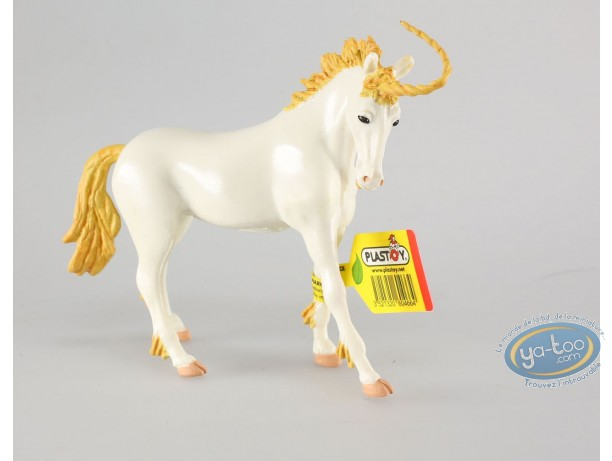 Figurine plastique, Il Etait une Fois : La licorne