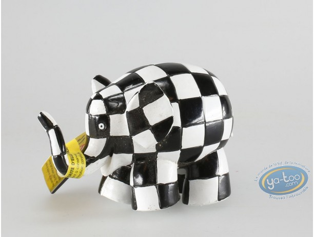 Figurine plastique, Elmer : Walter le cousin d'Elmer