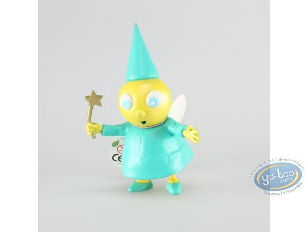 Figurine plastique, Drôles de Petites Bêtes : Carole la Luciole