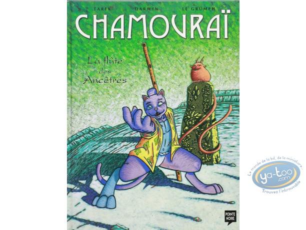 BD occasion, Chamouraï : La flûte des ancêtres