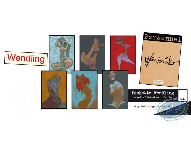 Portfolio, Personnel : Wendling, personnel