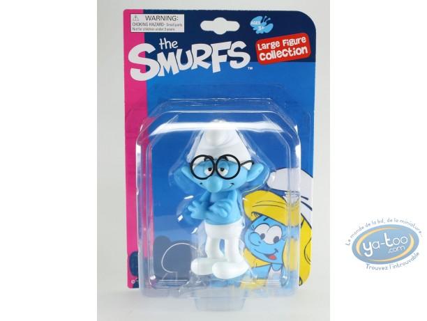 Figurine plastique, Schtroumpfs (Les) : Schtroumpf à lunettes