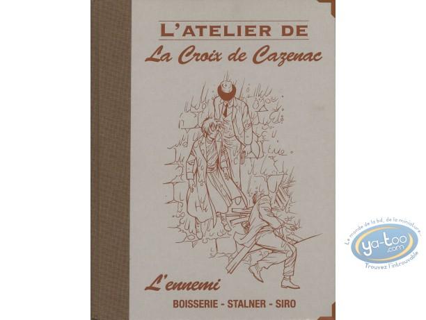 Edition spéciale, Croix de Cazenac (La) : L'ennemi