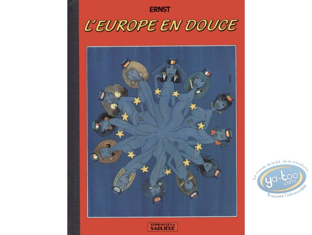 BD occasion, L'Europe en douce