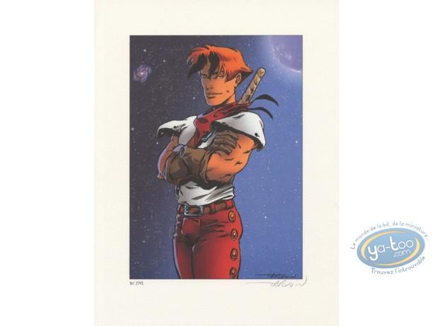 Affiche Offset, Lanfeust des Etoiles : Lanfeust des étoiles