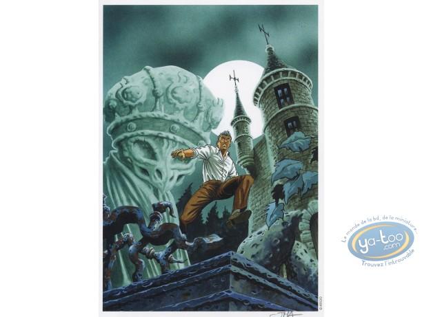 Ex-libris Offset, Pierre Baumont : Pierre Baumont