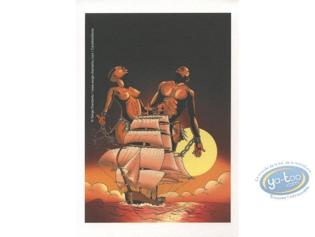 Ex-libris Offset, Mémoire de l'Esclavage : Esclaves