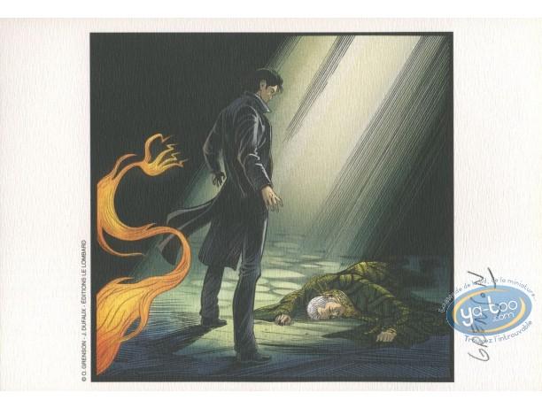 Ex-libris Offset, Niklos Koda : Mort