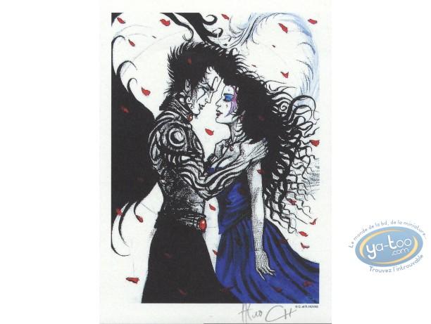 Ex-libris Offset, Fa-Seiryu : Couple