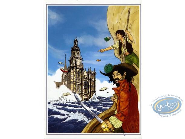 Ex-libris Offset, Pirates