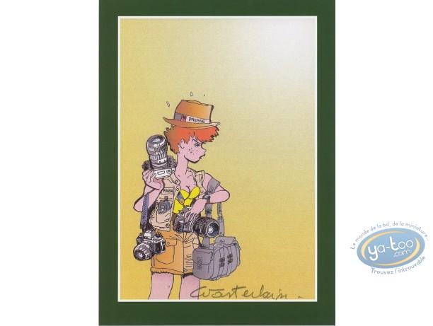 Ex-libris Offset, Jeannette Pointu : Jeannette Pointu