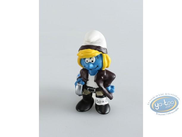 Figurine plastique, Schtroumpfs (Les) : Schtroumpfette pirate