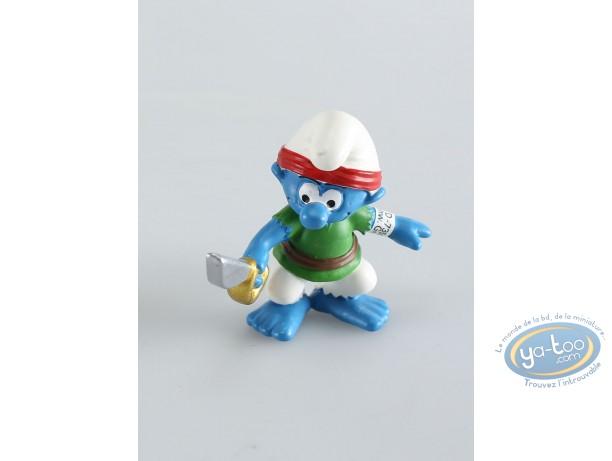 Figurine plastique, Schtroumpfs (Les) : Schtroumpf corsaire