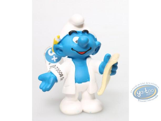 Figurine plastique, Schtroumpfs (Les) : Schtroumpf chercheur