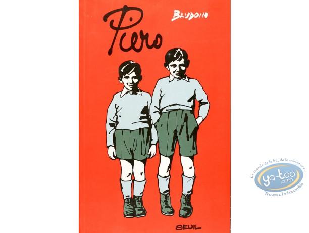 BD cotée, Piero : Piero