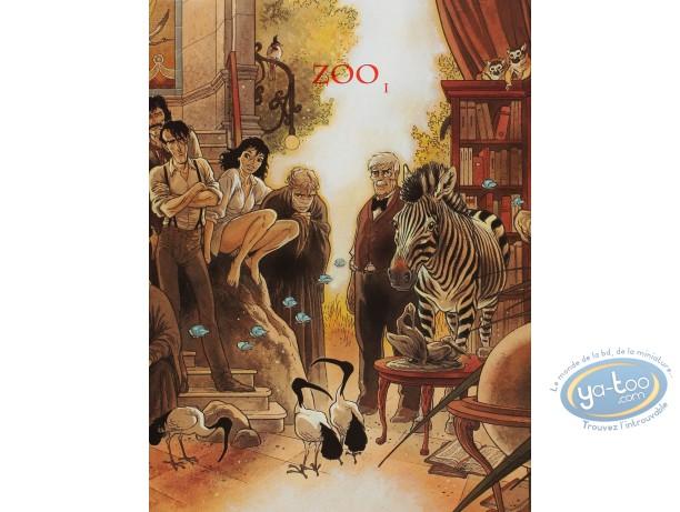 Tirage de tête, Zoo : Zoo