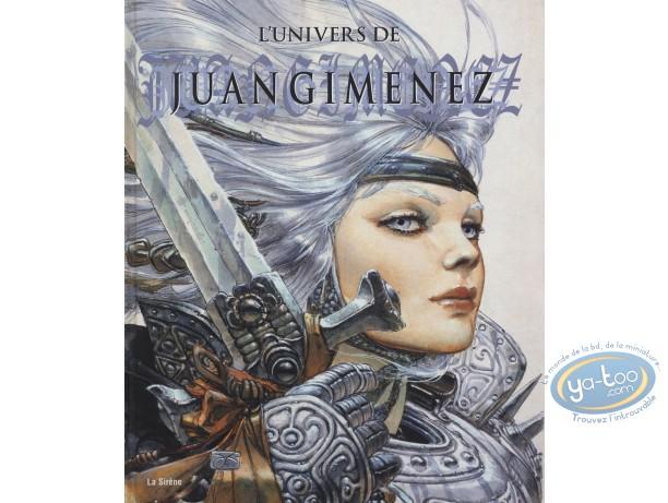 BD occasion, Univers de … (L') : L'univers de Juan Gimenez