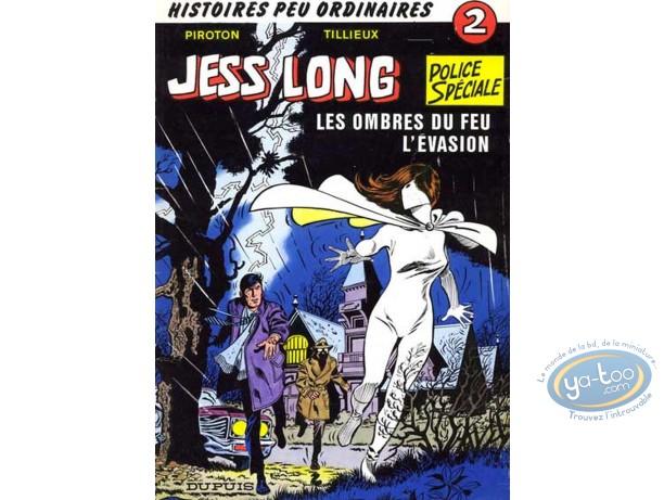 BD prix réduit, Jess Long : Les ombres du feu & L'évasion - Jess Long