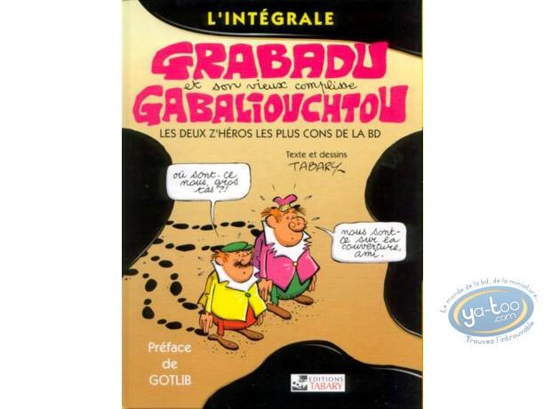 BD prix réduit, Grabadu et Gabaliouchton : Grabadu et Gabaliouchton