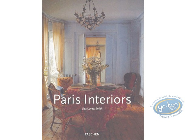 Livre, Intérieurs parisiens