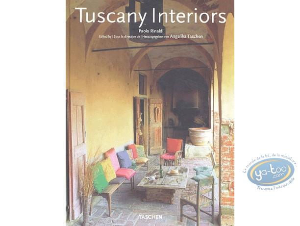 Livre, Tuscany Interiors