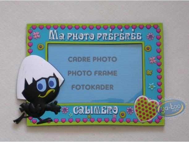 Cadre photo, Caliméro : Ma photo préférée