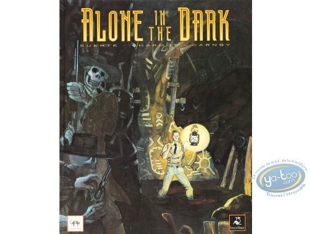 BD occasion, Alone in the dark : Alone in the Dark