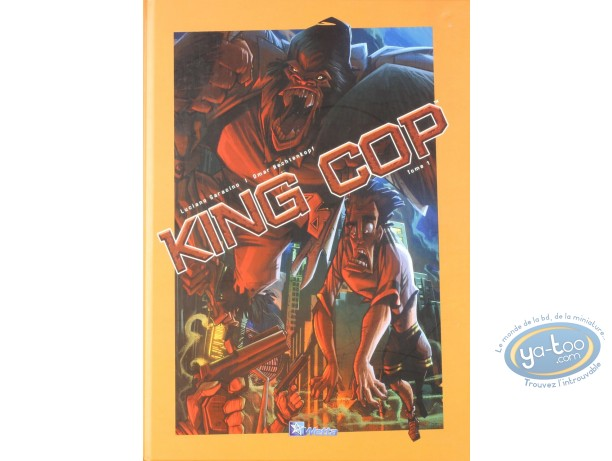 BD occasion, King cop : King cop