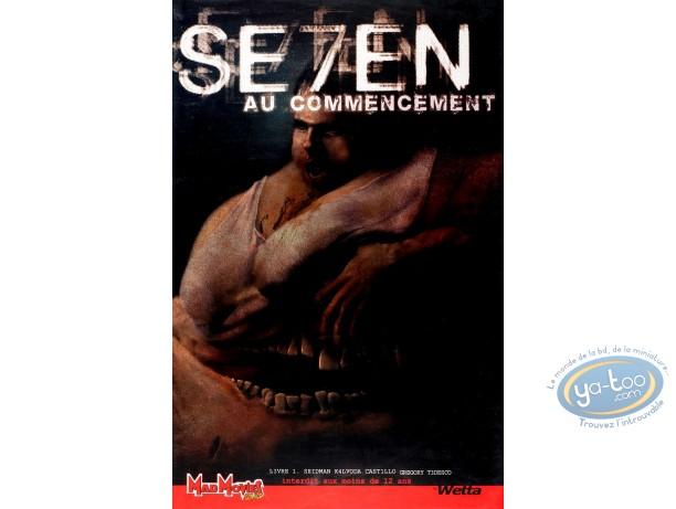 BD occasion, Se7en : Au commencement
