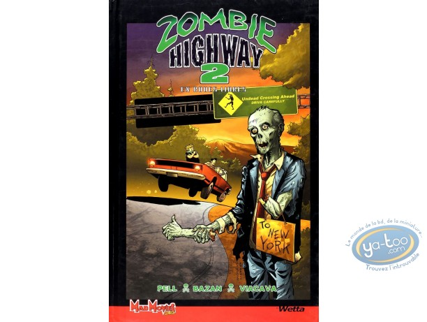 BD occasion, Zombie Highway : Zombie Highway 2