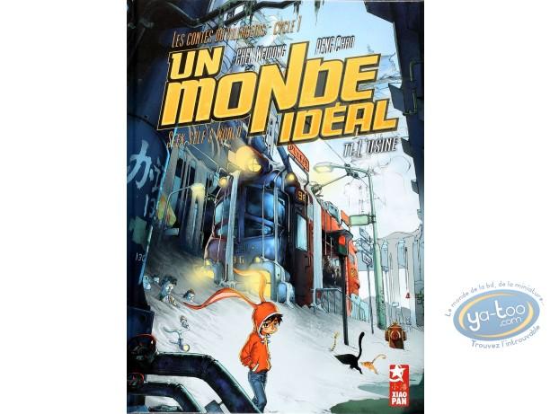 BD occasion, Monde Idéal (Un) : L'usine