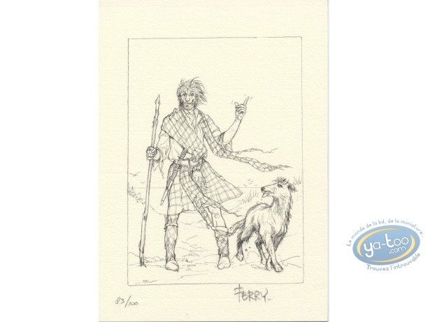 Ex-libris Offset, Chroniques de Panchrysia (Les) : Ecossais