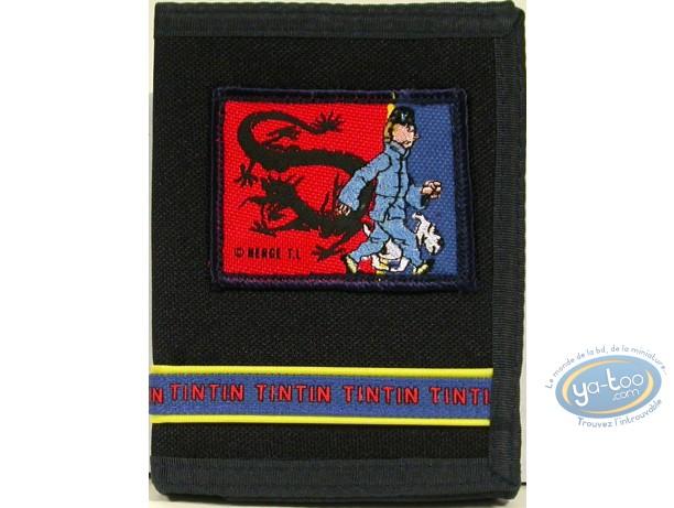 Bagagerie, Tintin : Portefeuille, Tintin