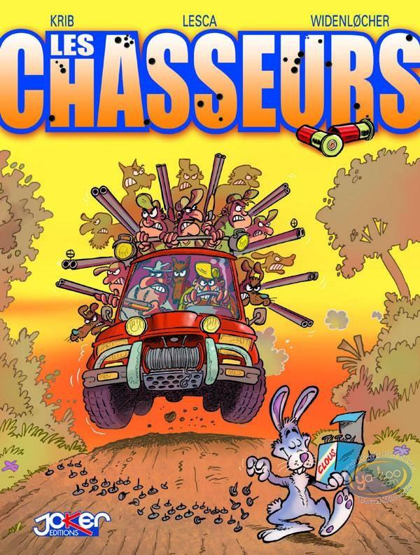 BD neuve, Chasseurs (Les) : Les chasseurs